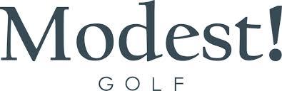 Modest! Golf
