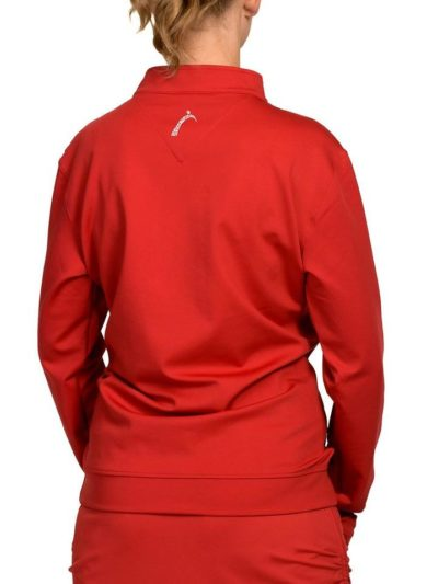 SwingDish Women's Golf Day Boyfriend Pullover