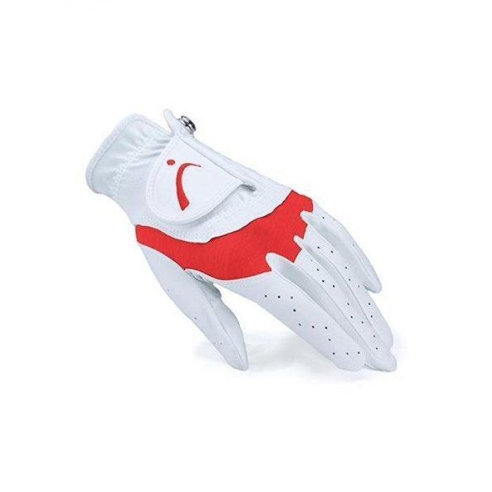 SwingDish Women's Golf Day Red Grip It Glove