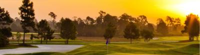 PGA Golf Club Banner 400x111