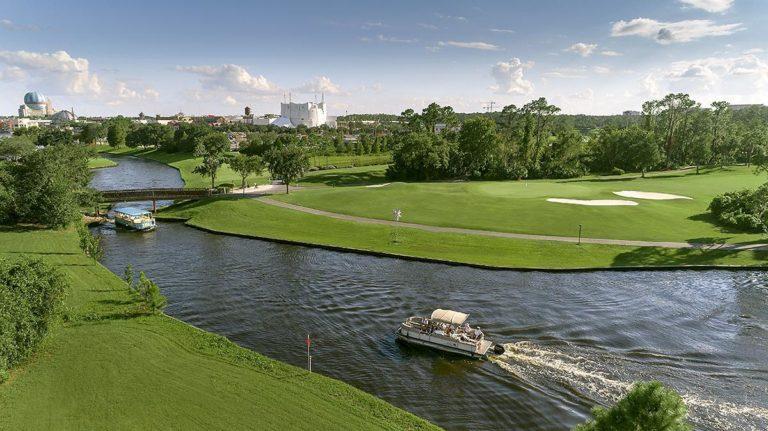 Walt Disney World Golf Lake Buena Vista 9.4 768x431